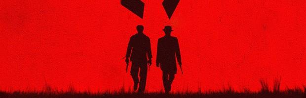 Portada de la banda sonora de Django Unchained, de Quentin Tarantino