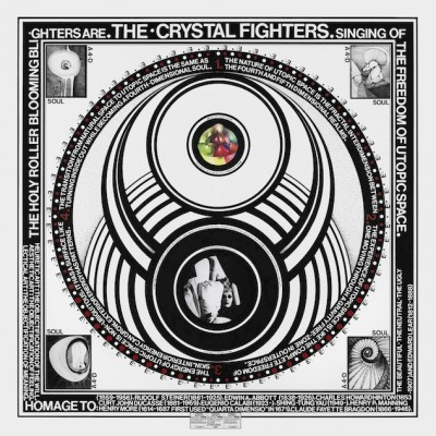 Crystal Fighters cave rave portada