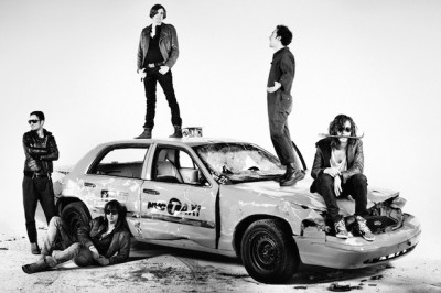 The-Strokes all the time video taxi