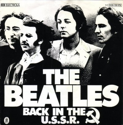 beatles back in the ussr bootleg
