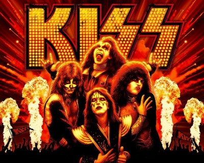 kiss rock ussr
