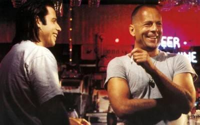Pulp Fiction Bruce Willis John Travolta