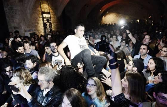 Crónica Vivian Girls Get Dirty Converse Barcelona