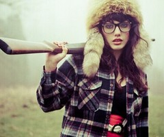 chica hipster girl