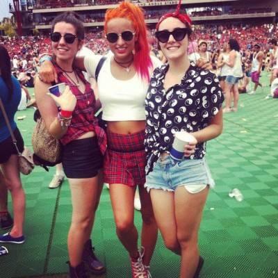 look festival chicas coachella