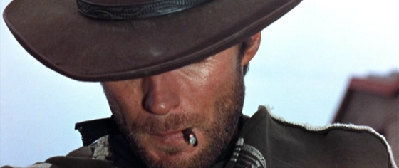 clint eastwood fistful of dollars cigar