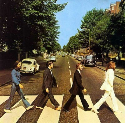 abbey road 1969 cover portada