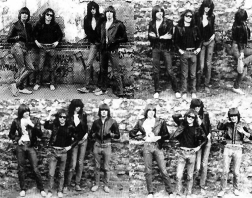 ramones outtakes