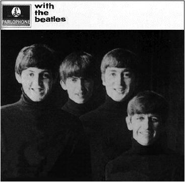 with the beatles alternativa cover portada
