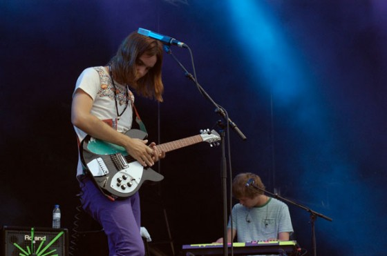 cronica optimus alive tame impala