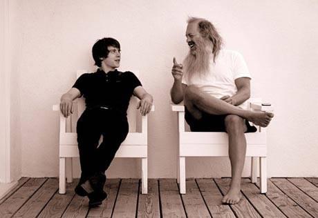 El discípulo escucha a su maesto: Jake Bugg y Rick Rubin
