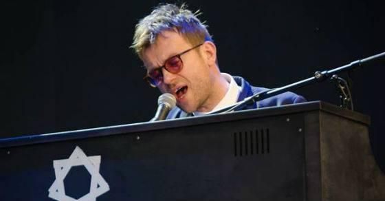 Damon Albarn SOS 48 2014