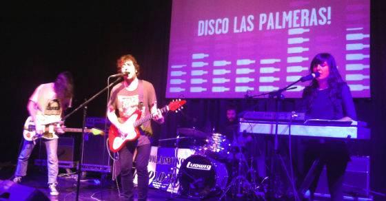 Enofestival 2014 Disco Las Palmeras!