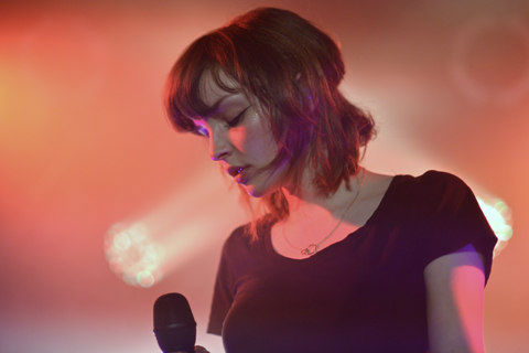 Lauren Mayberry cantante Chvrches