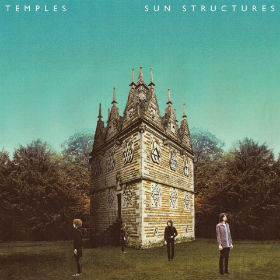 Temples Sun Structures portada
