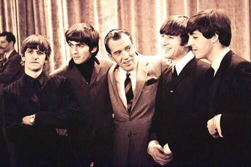 The Beatles Ed Sullivan show
