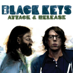 The Black Keys Attack and Release portada