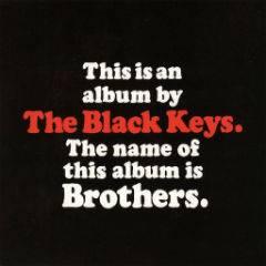The Black Keys Brothers portada
