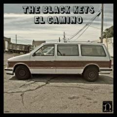 The Black Keys El Camino portada