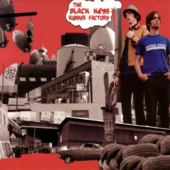 The Black Keys Rubber Factory portada