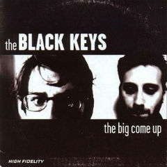 The Black Keys The Big Come Up portada