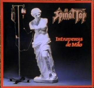 Spinal Tap Intravenus de Milo