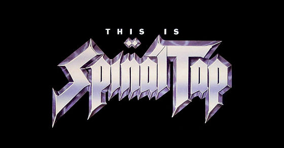 Spinal Tap logo