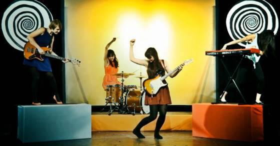 La Luz band 2014