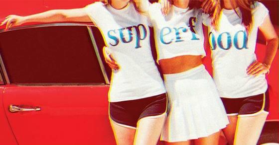 Superfood album cover