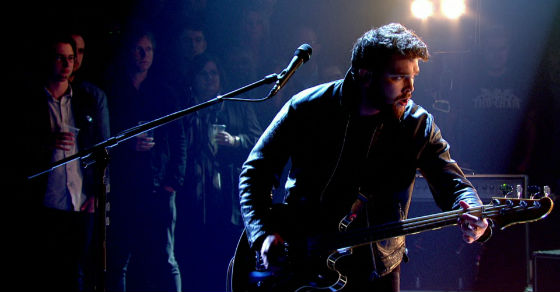 Royal Blood 2014 Jools Holland