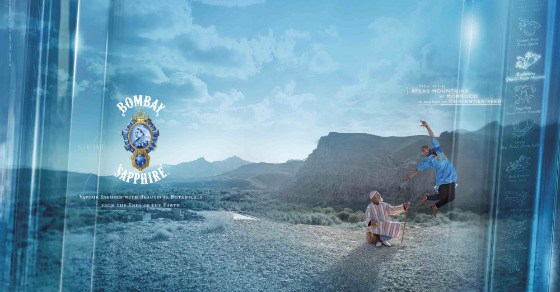 Bombay Sapphire Xmas Edition 2015