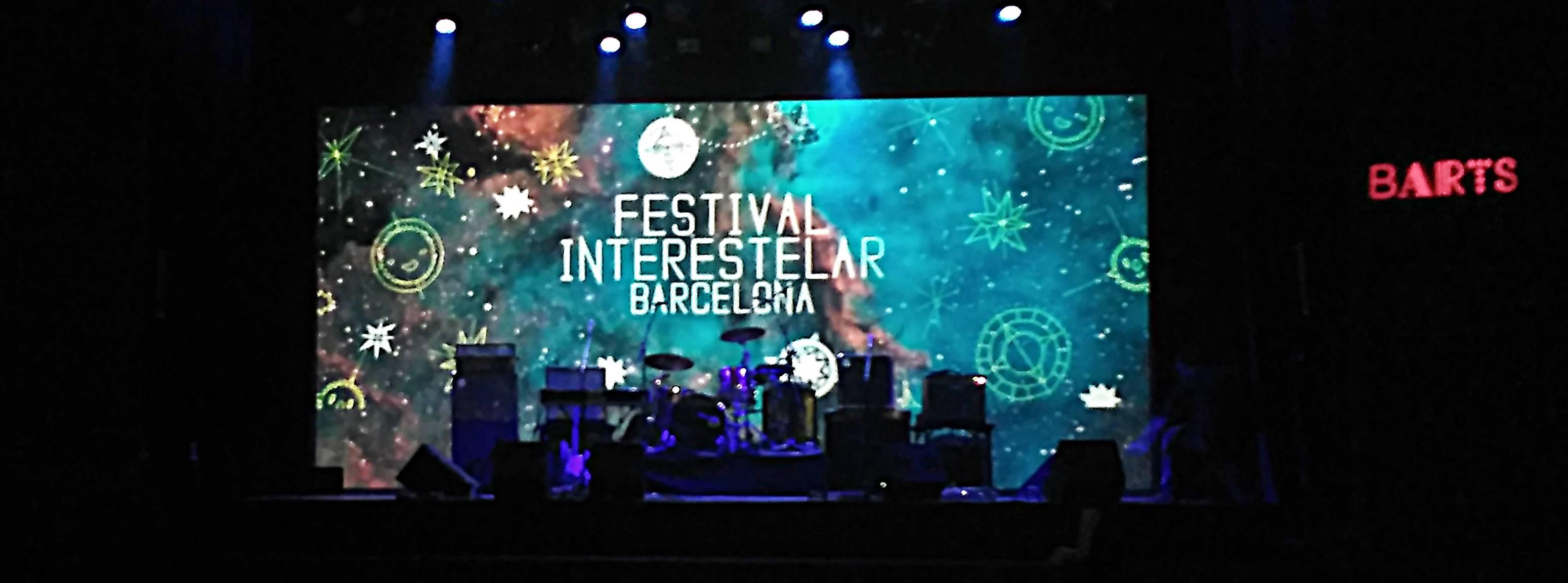 Festival Interestelar por Maria Callizo Monge