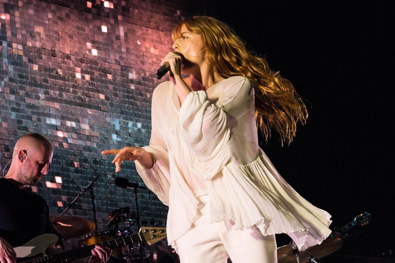 Florence + The Machine han protagonizado una de las giras del año