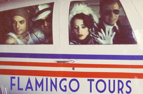 Flamingo Tours en la Sala Apolo Barcelona por María Callizo Monge