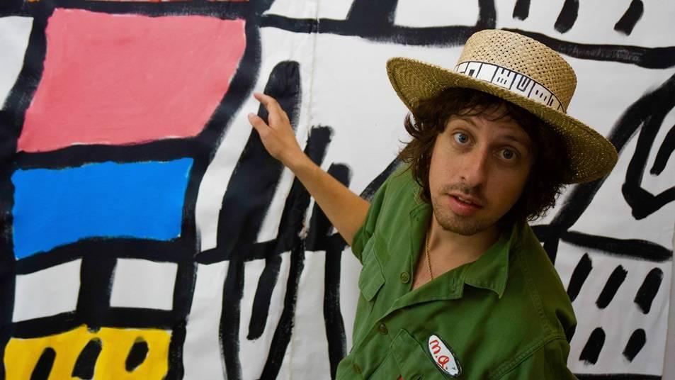 Adam Green Entrevista en Bandalismo por María Callizo Monge