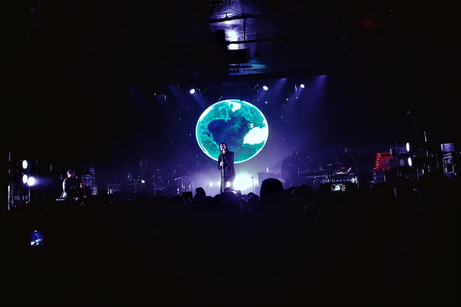 cronica father john misty madrid la riviera