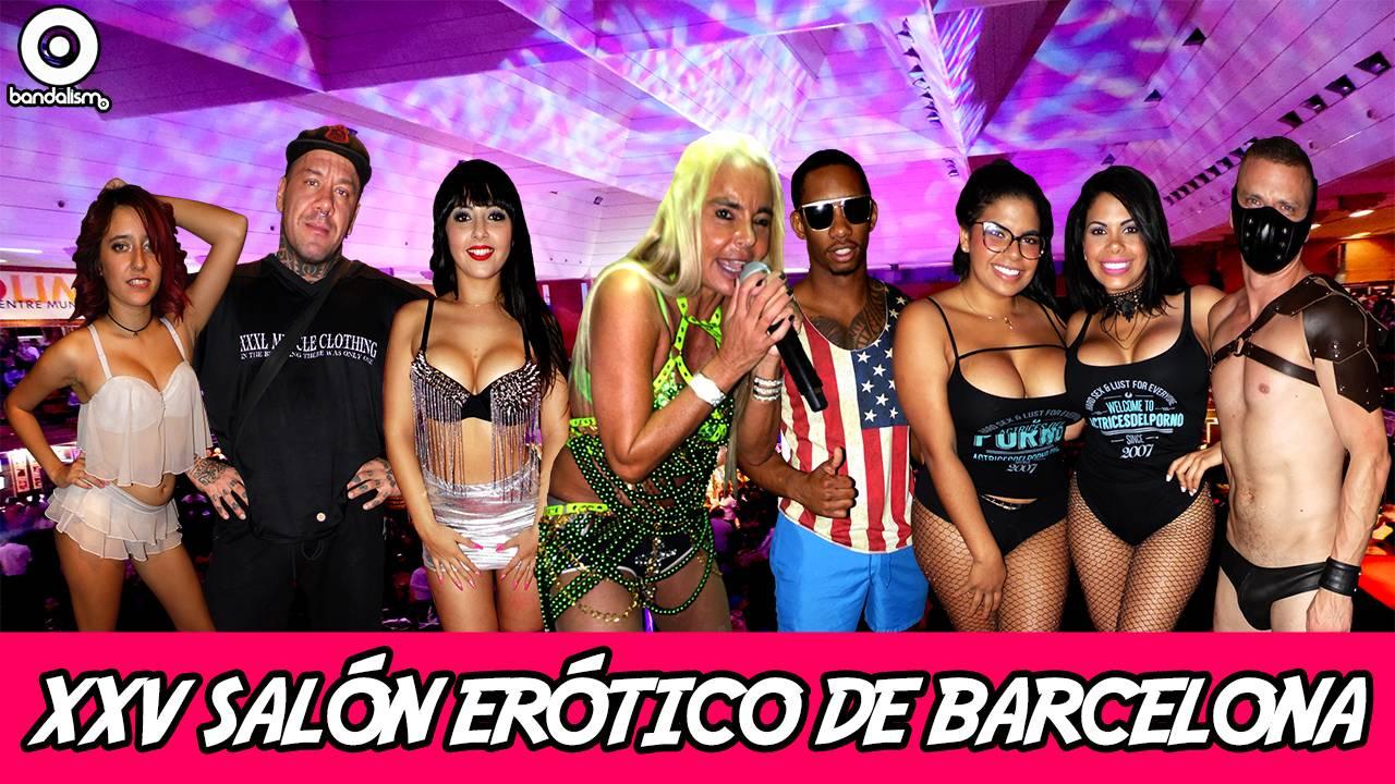cronica salon erotico barcelona 2017