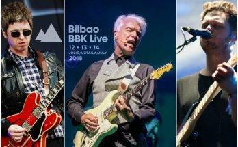 confirmaciones bilbao bbk live 2018