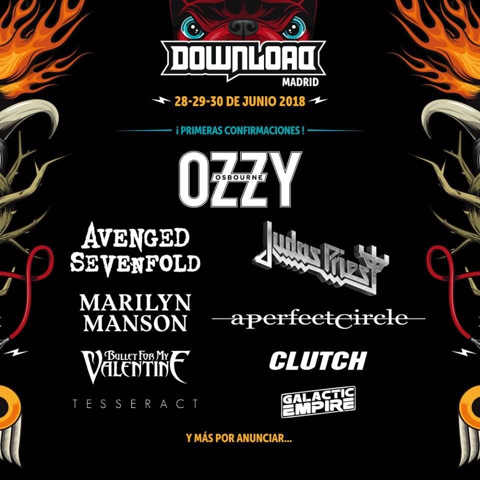 download festival 2018 ozzy osbourne
