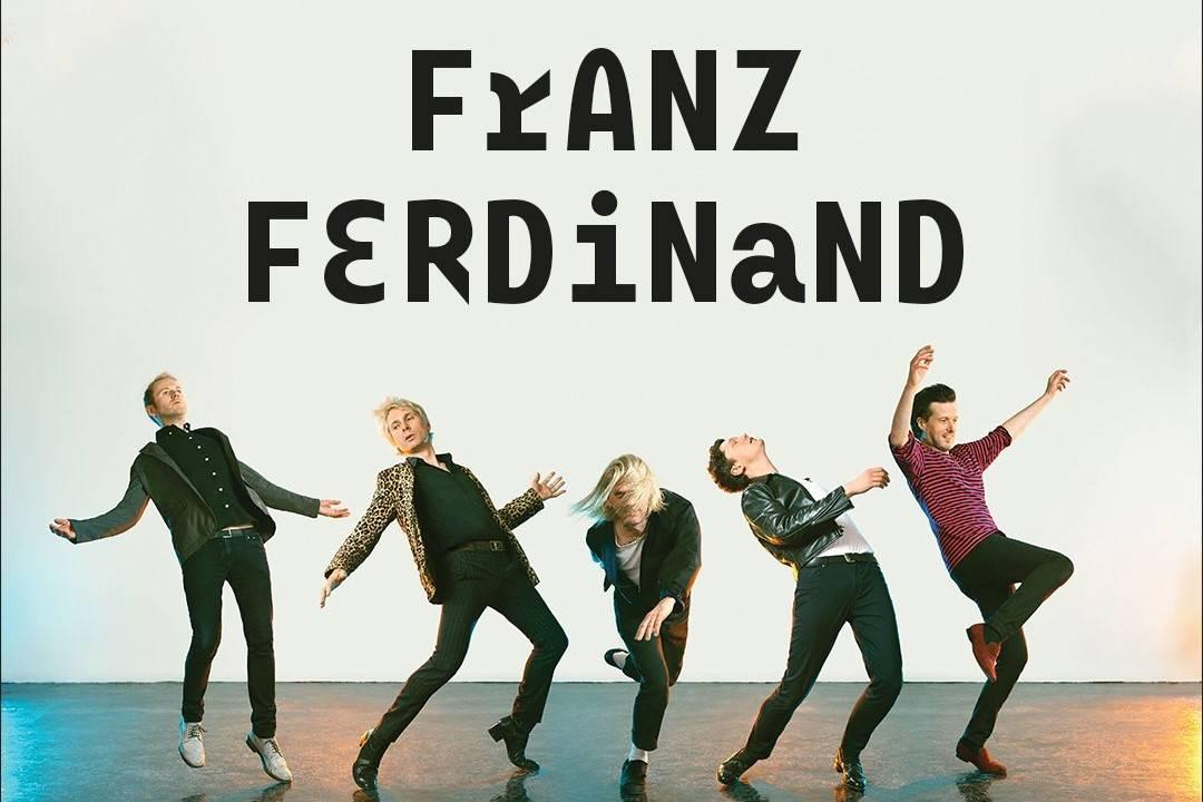 franz ferdinand vida festival 2018