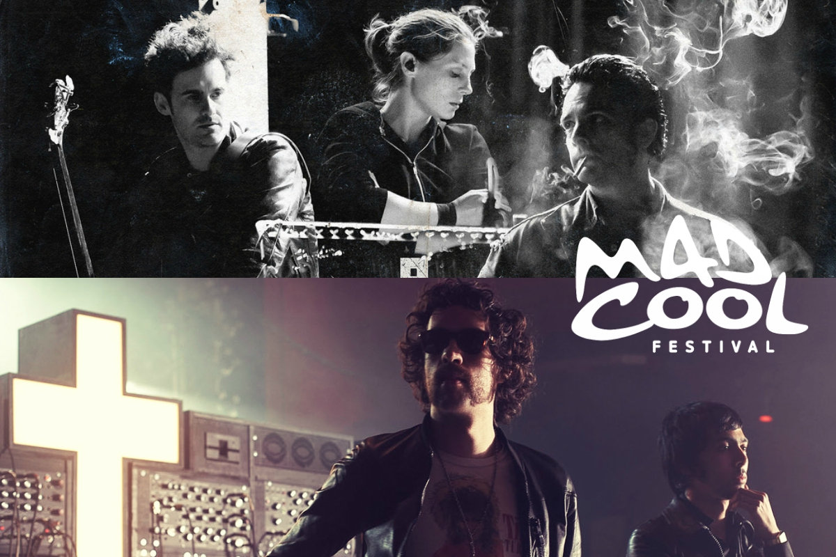 justice mad cool festival brmc