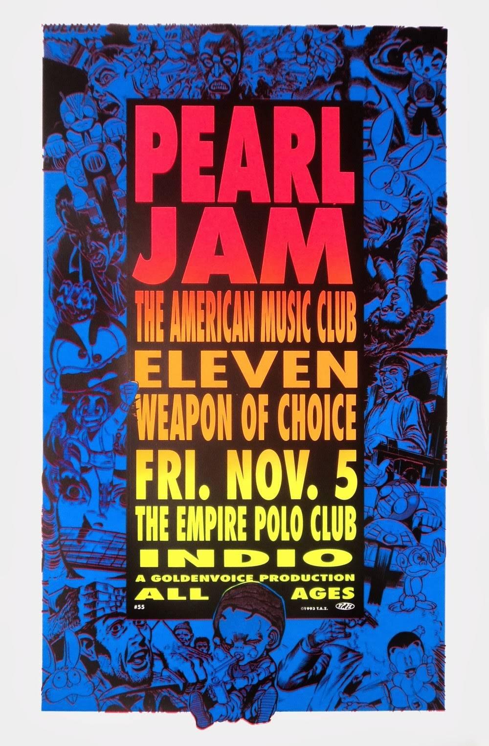 entradas pearl jam barcelona concierto