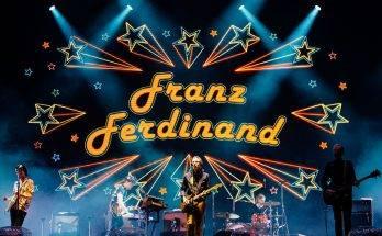 franz ferdinand nos alive