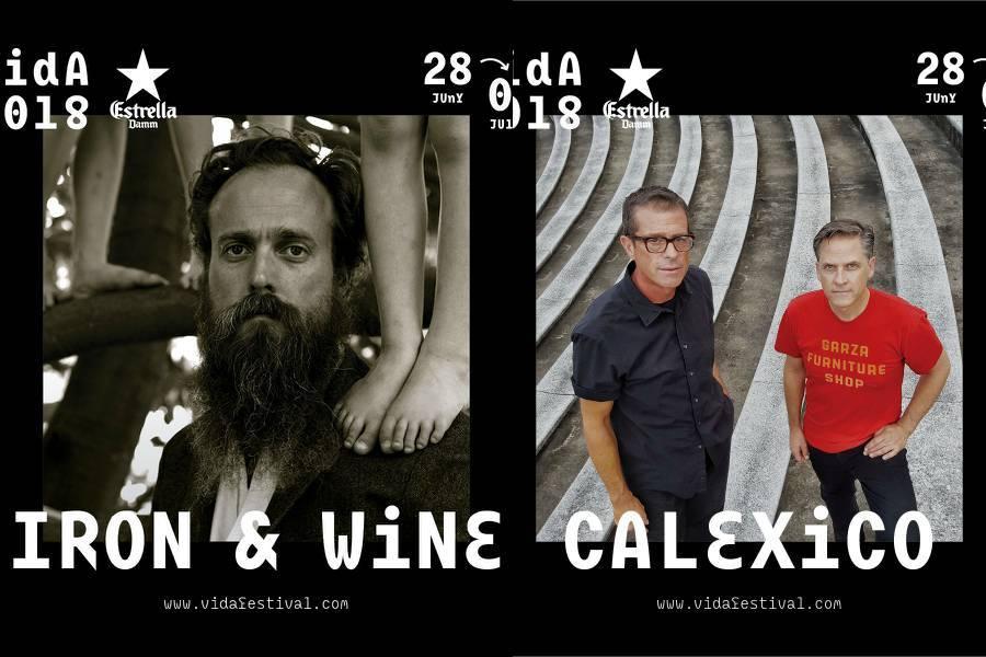 iron wine vida calexico