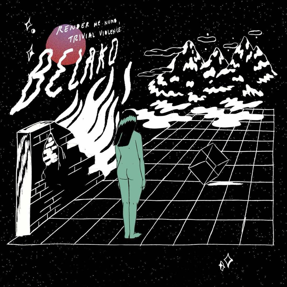 belako nuevo disco render me numb