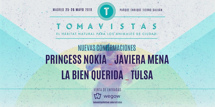 tomavistas 2018