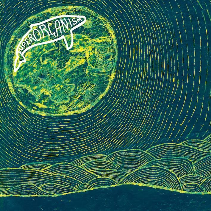 superorganism album cover disco debut