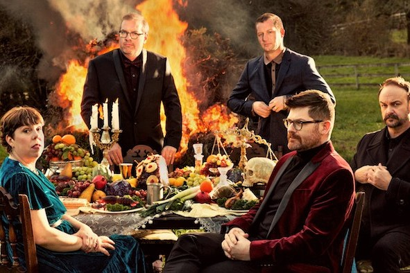 the decemberists nuevo disco i'll be your girl
