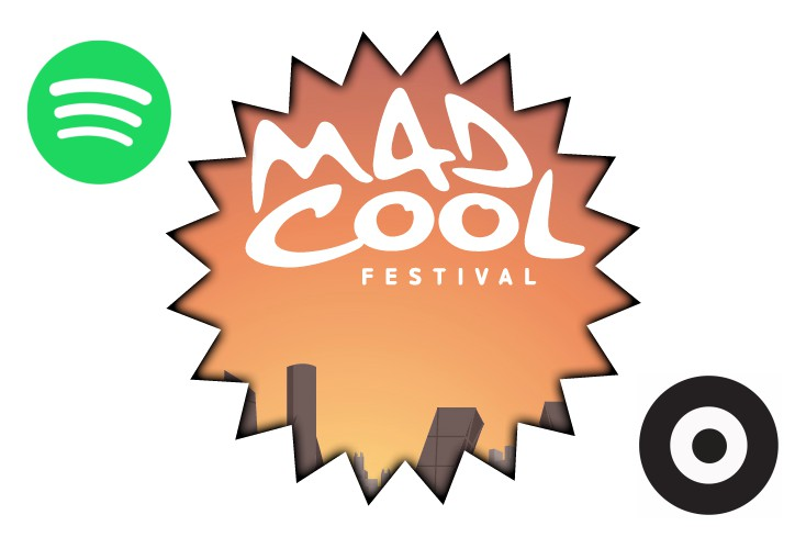 playlist mad cool festival 2018