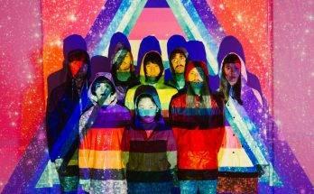 superorganism disco debut